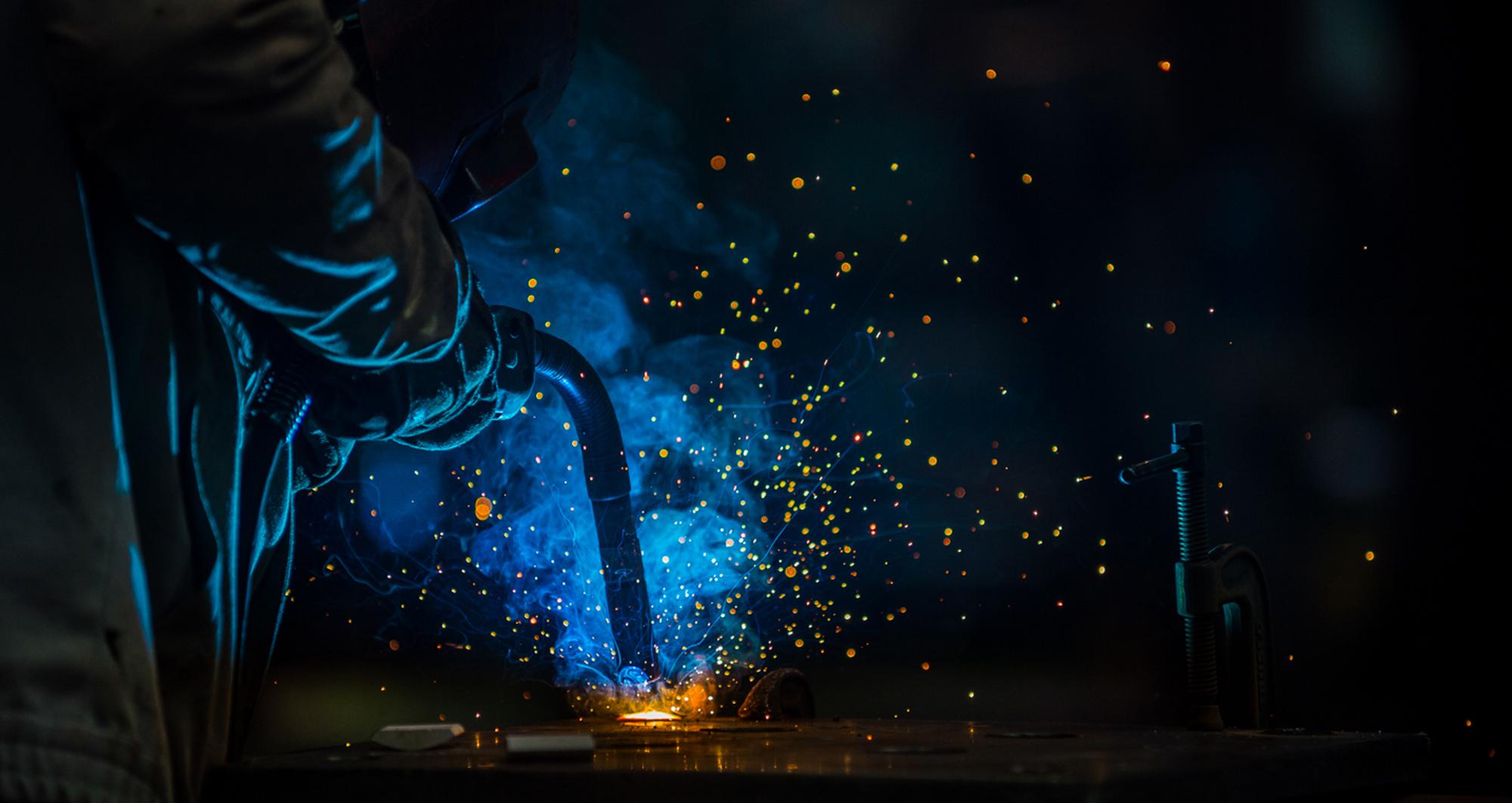 西部鉄工|製造課|溶接