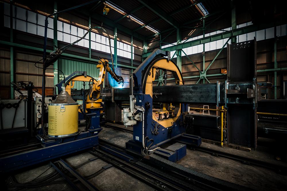 溶接ロボット 神戸製鋼所 アークマンVX-3